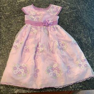 Easter/Spring formal dress size 6- lavender